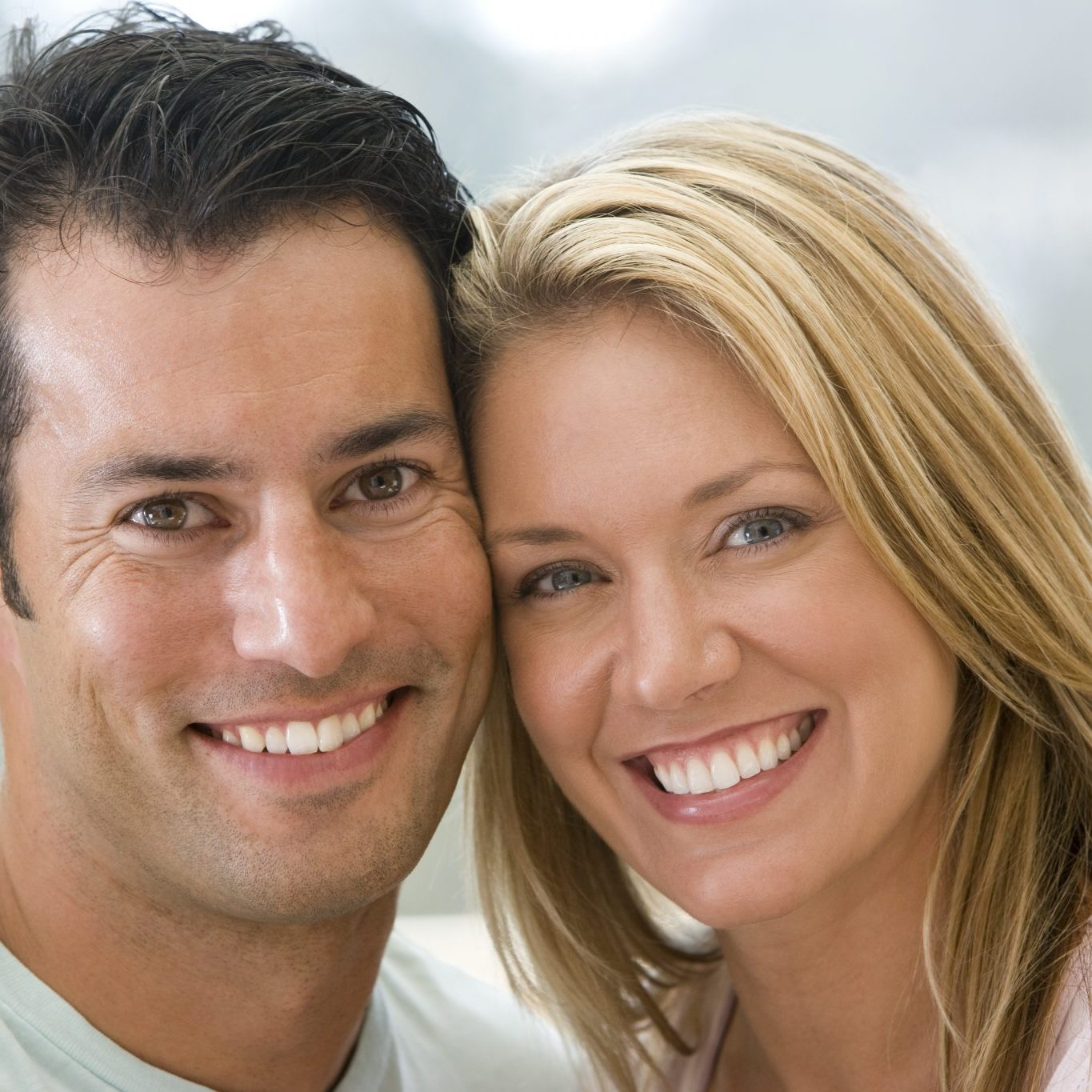 bigstock-Couples-Indoors-Smiling-4135977